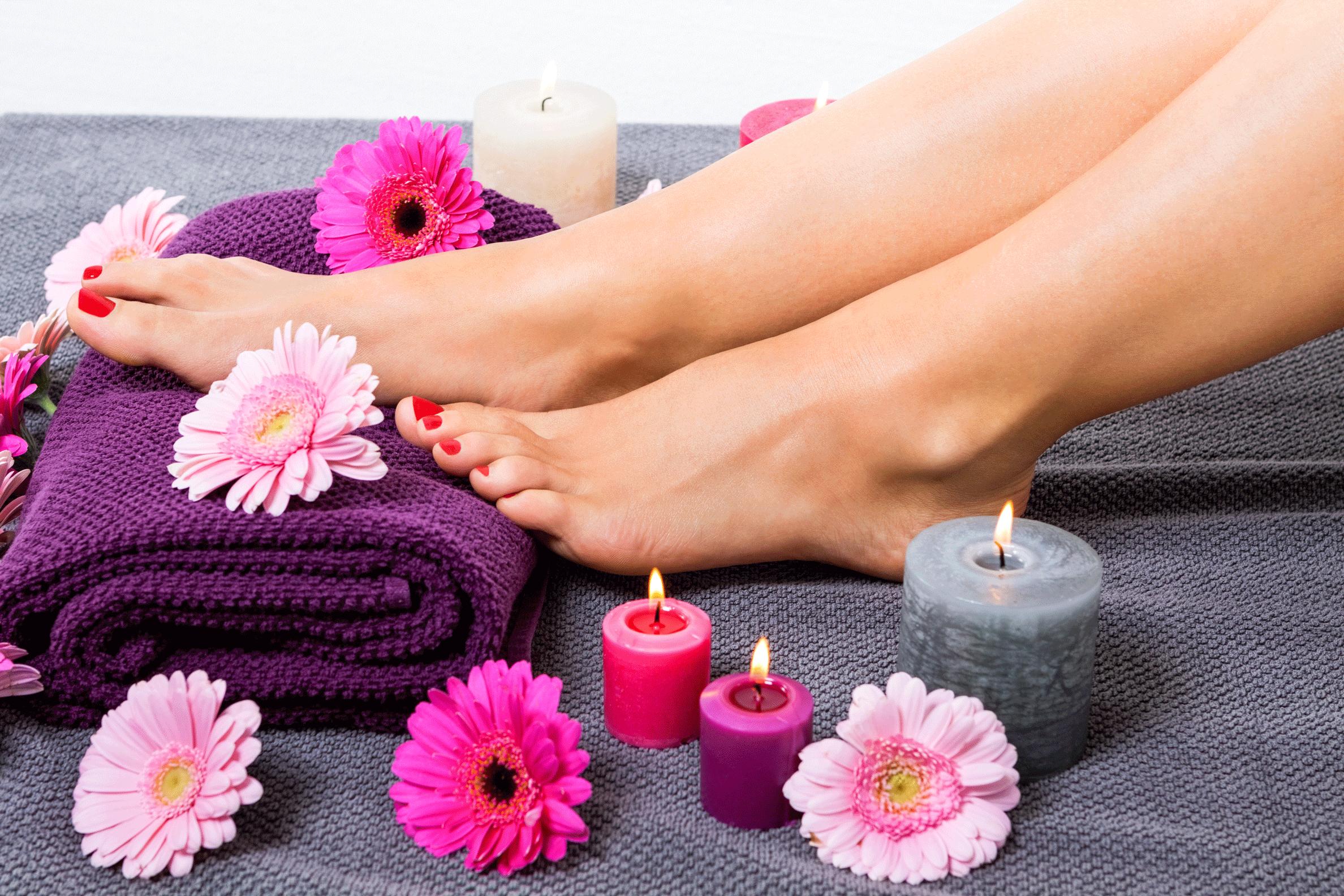 bath for feet