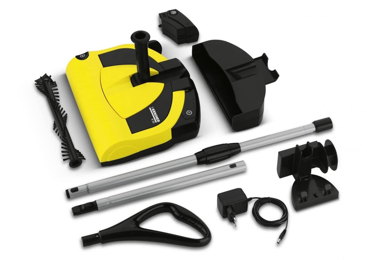 electric broom Karcher K 55 pet