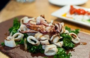 Squid-salad-reciepes
