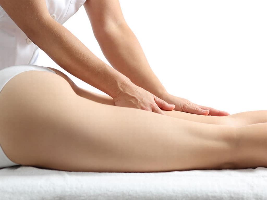 Anticellulite massage
