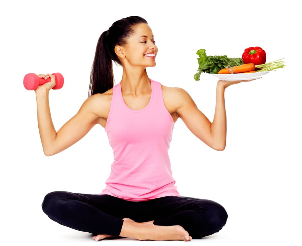 balanced diet and physical activities