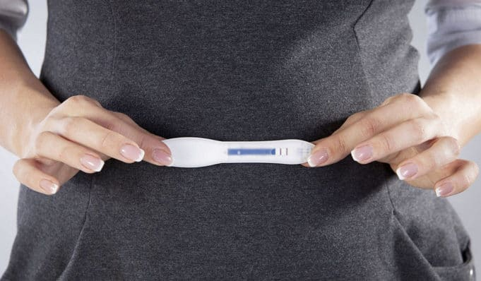 home pregnancy tests
