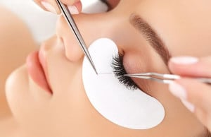 Eyelash extension safety