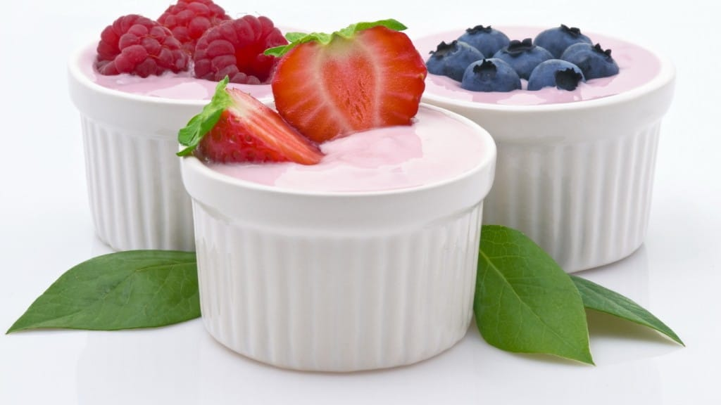 Home-made yoghurt