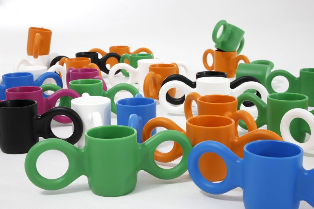 Dombo cups