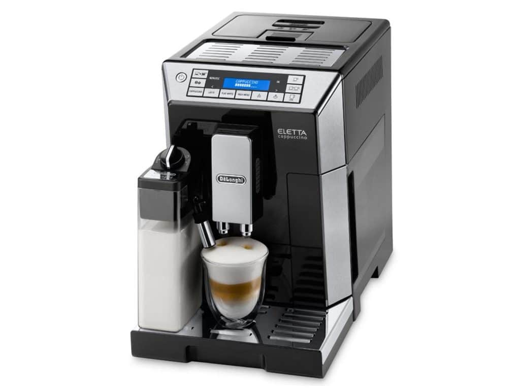 DeLonghi Eletta Cappuchino TOP