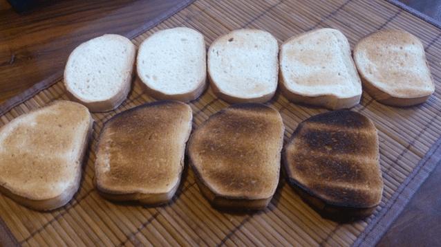 Jacob Jensen One-Slot Toasts