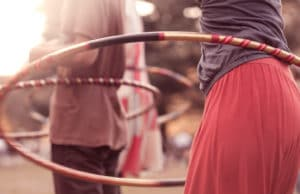hula-hoop for lose weight