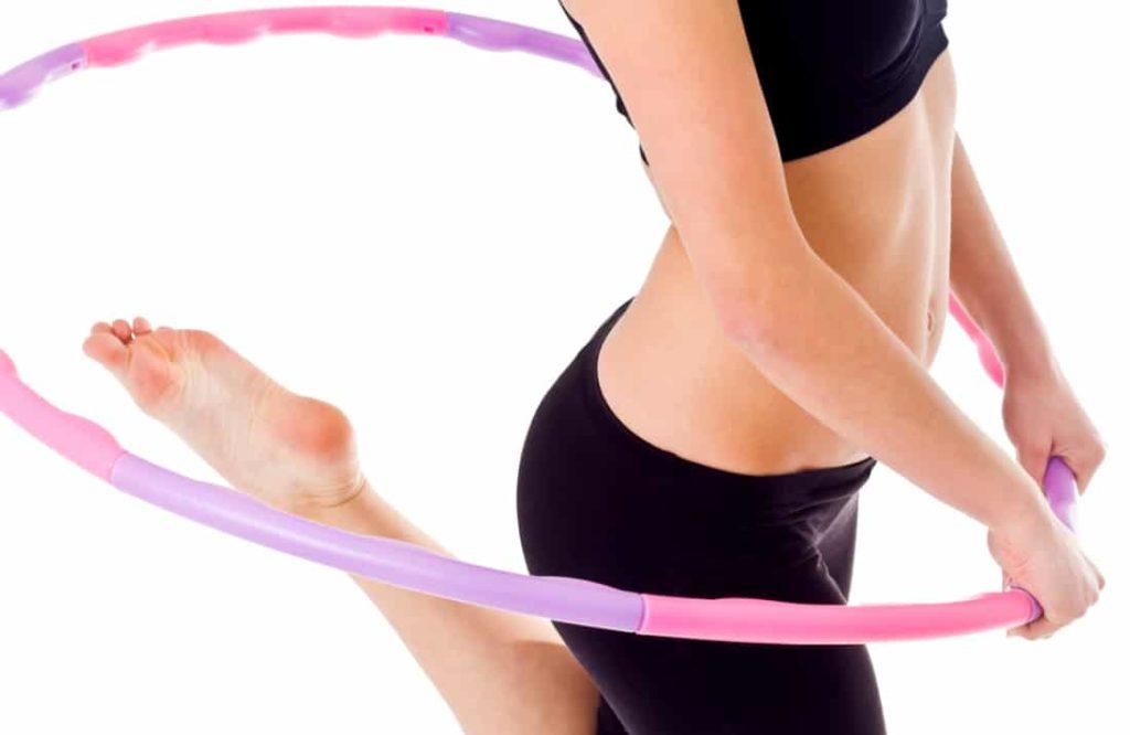 hoop helps weight lose